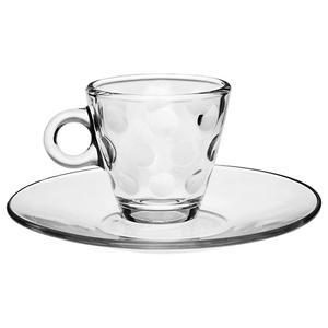 Set cesti espresso BORMIOLI 4049329, 12 piese, 0.1l, sticla