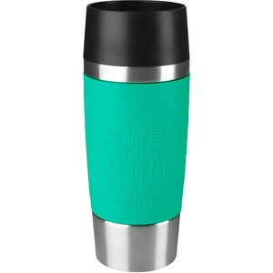 Recipient pentru bauturi TEFAL Travel Mug F2010210, 0.36l, otel, verde