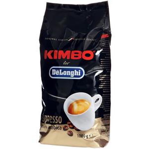 Cafea boabe Kimbo For DE LONGHI 100% Arabica, 1kg