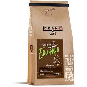 Cafea boabe BEANZ Eduardo 100% Arabica, 330g