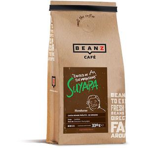 Cafea boabe BEANZ Suyapa 100% Arabica, 330g