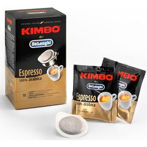 Capsule DE LONGHI Kimbo Espresso, 18 bucati
