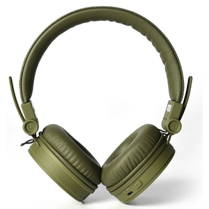Casti FRESH 'N REBEL Caps 156302, Bluetooth, On-Ear, Microfon, verde
