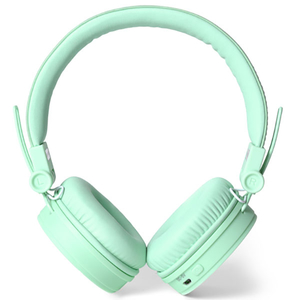 Casti FRESH 'N REBEL Caps 156306, Bluetooth, On-Ear, Microfon, verde deschis