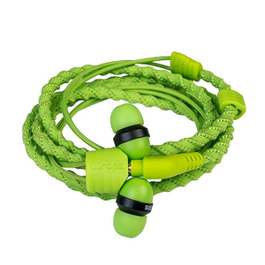 Casti Wraps Classic 159851, Cu Fir, In-Ear, Microfon, verde