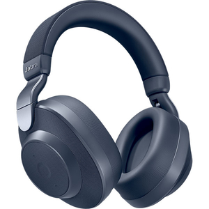 Casti JABRA Elite 85h, Bluetooth, Over-Ear, Microfon, Noise Cancelling, bleumarin