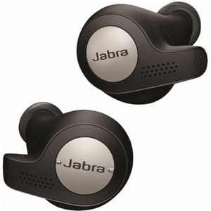 Casti JABRA Elite Active 65t, True Wireless Bluetooth, In-Ear, Microfon, Noise Cancelling, negru