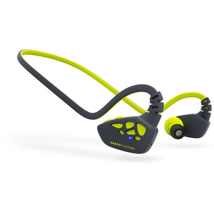 Casti ENERGY SISTEM Earphones Sport 3, ENS429288, Bluetooth, In-Ear, Microfon, galben