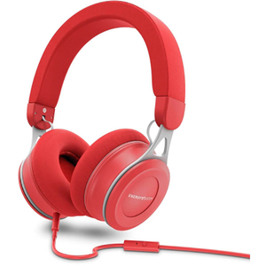 Casti ENERGY SISTEM Urban 3, ENS446902, Cu Fir, Over-Ear, Microfon, rosu