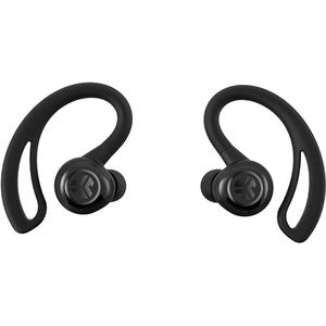 Casti JLAB Epic Air Elite, True Wireless Bluetooth, In-Ear, Microfon, JLab EQ, negru