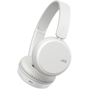 Casti JVC HA-S35BT-W-U, Bluetooth, On-Ear, Microfon, alb