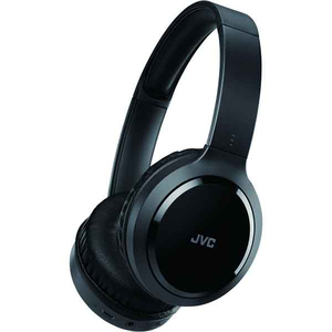 Casti JVC HA-S80BN-B-E, Bluetooth, On-Ear, Noise Cancelling, negru