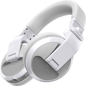 Casti PIONEER HDJ-X5BT-W, Bluetooth, On-Ear, Microfon, alb