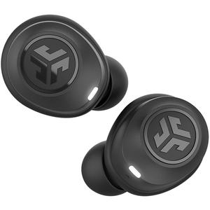 Casti JLAB Air, True Wireless Bluetooth, In-Ear, Microfon, JLab EQ, negru