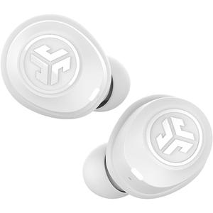Casti JLAB Air, True Wireless Bluetooth, In-Ear, Microfon, JLab EQ, alb