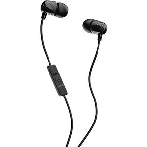 Casti SKULLCANDY Jib S2DUYK-343, Cu Fir, In-Ear, Microfon, negru