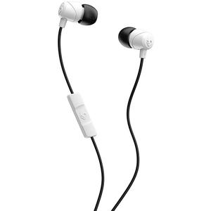 Casti SKULLCANDY Jib S2DUYK-441, Cu Fir, In-Ear, Microfon, alb