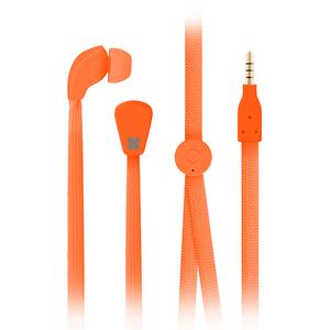 Casti PROMATE Lacey, Cu Fir, In-ear, Microfon, portocaliu