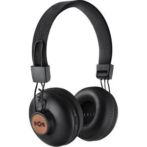 Casti MARLEY Positive Vibration 2, EM-JH133-SB, Bluetooth, On-Ear, Microfon, negru