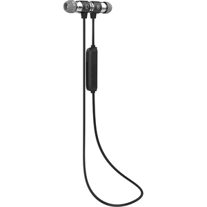 Casti MYRIA MY9048, Bluetooth, In-Ear, Microfon, negru