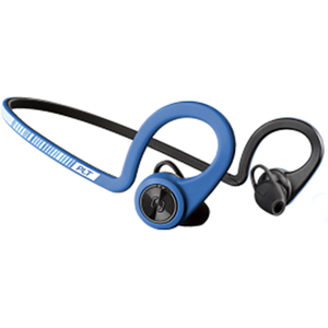 Casti PLANTRONICS BackBeat Fit, Bluetooth, In-Ear, Microfon, albastru