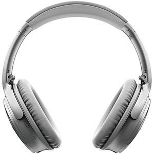 Casti BOSE Quiet Comfort 35 II, Bluetooth, On-Ear, Microfon, Noise Cancelling, argintiu
