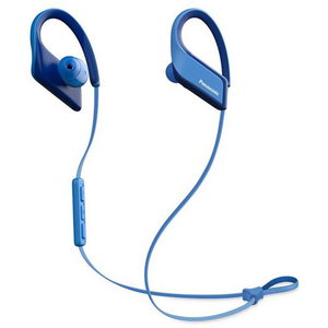 Casti PANASONIC RP-BTS35E-A, Bluetooth, In-Ear, Microfon, albastru