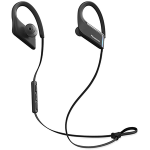 Casti PANASONIC RP-BTS55E-K, Bluetooth, In-Ear, Microfon, negru