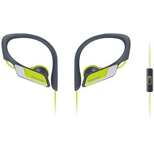 Casti PANASONIC RP-HS35ME-Y, Cu Fir, In-Ear, Microfon, galben