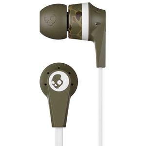 Casti SKULLCANDY Ink'd 2 S2IKDY-L094, Cu Fir, In-Ear, Microfon, verde