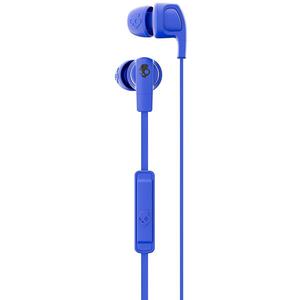 Casti SKULLCANDY Smokin'Buds 2 Street S2PGY-K616, Cu Fir, In-Ear, Microfon, albastru