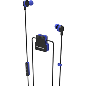 Casti PIONEER ClipWear Active SE-CL5BT-L, Bluetooth, In-Ear, Microfon, albastru