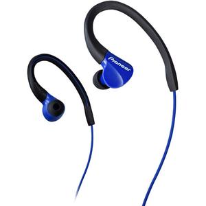 Casti PIONEER SE-E3, Cu Fir, In-Ear, albastru