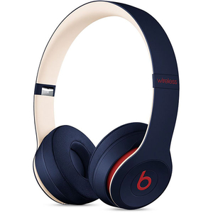 Casti BEATS Solo3 Club Collection, Bluetooth, On-Ear, Microfon, albastru-crem