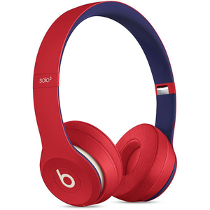 CASTI BEATS Solo3 Club Collection, Bluetooth, On-Ear, Microfon, rosu-albastru