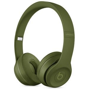 Casti BEATS Solo3, Bluetooth, On-Ear, Microfon, verde