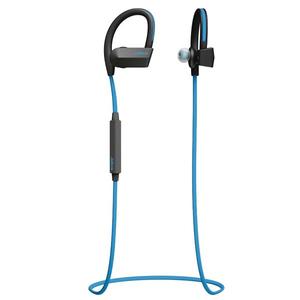 Casti JABRA Sport Pace, microfon, in ear, wireless, negru-albastru
