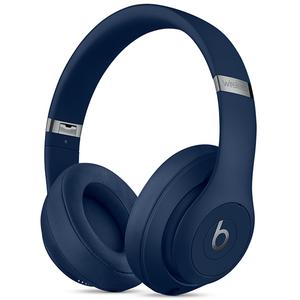 Casti BEATS Studio 3 MQCY2ZM/A, microfon, over ear, wireless, albastru