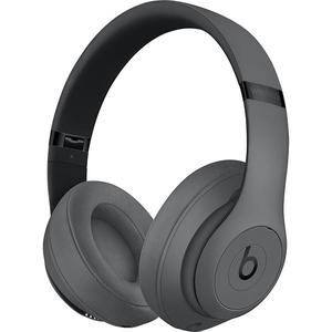 Casti BEATS Studio 3 MTQY2ZM/A, Bluetooth, Over-Ear, Microfon, Noise Cancelling, Grey