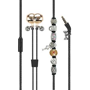 Casti PROMATE Vogue 2, Cu Fir, In-ear, Microfon, negru