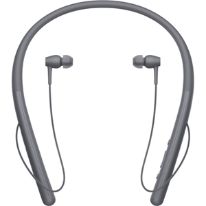 Casti SONY WIH700B, Bluetooth, NFC, In-Ear, Microfon, Hi-Res, negru