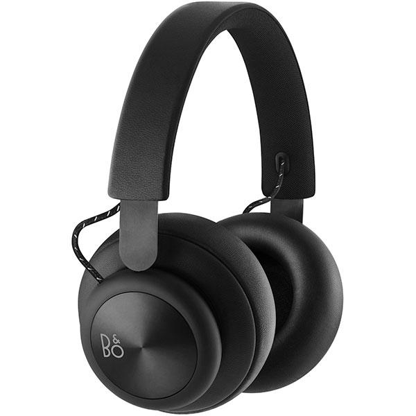 Casti BANG & OLUFSEN Beoplay H4, Bluetooth, Over-Ear, Microfon, negru