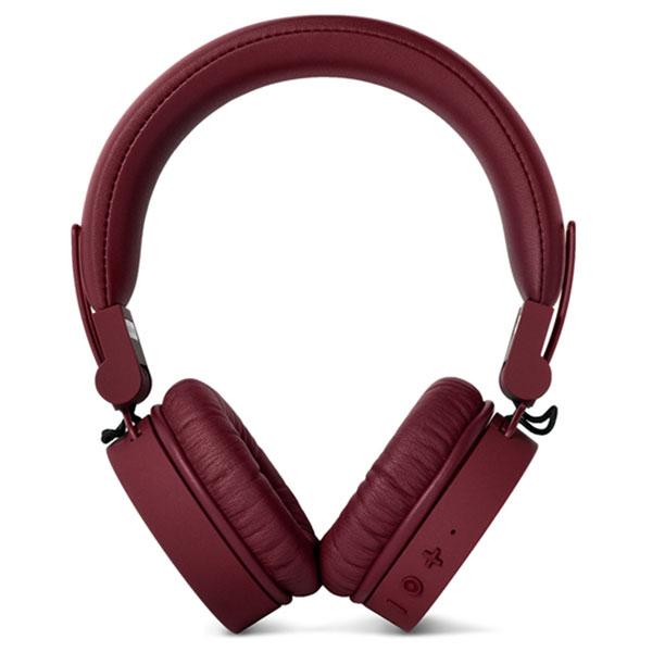 Casti FRESH 'N REBEL Caps 180365, Bluetooth, On-Ear, Microfon, rosu