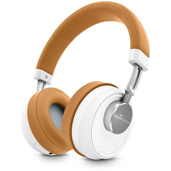 Casti ENERGY SISTEM Smart 6, ENS446636, Bluetooth, On-Ear, Microfon, maro