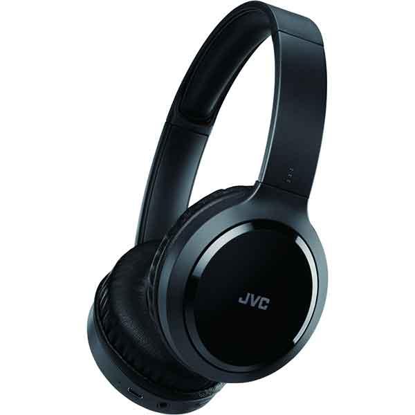Casti JVC HA-S80BN-B-E, Bluetooth, On-Ear, Noise Cancelling, negru
