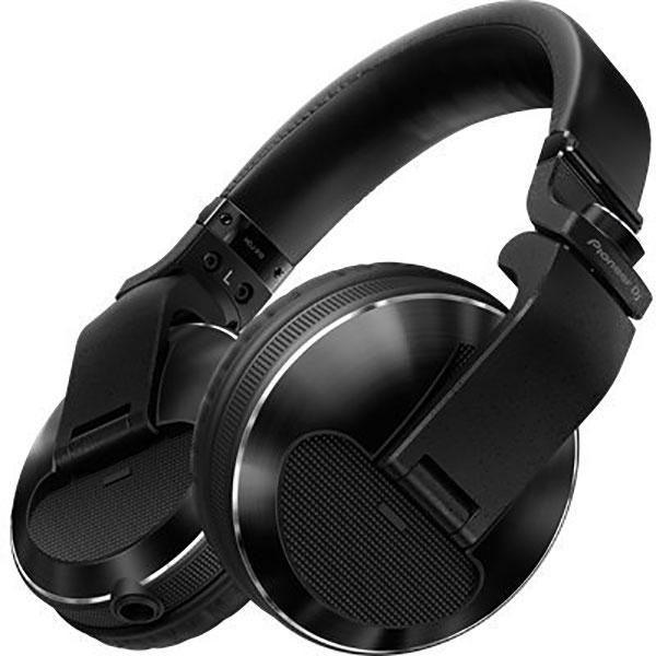 Casti PIONEER DJ HDJ-X10, Cu Fir, Over-Ear, negru