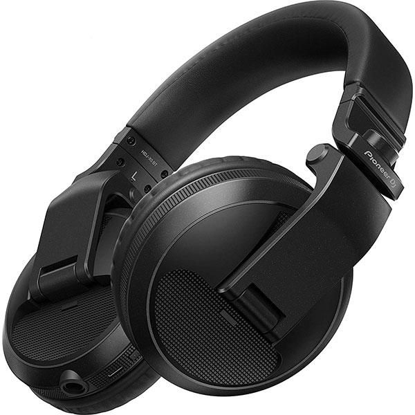 Casti PIONEER HDJ-X5BT-K, Bluetooth, On-Ear, Microfon, negru