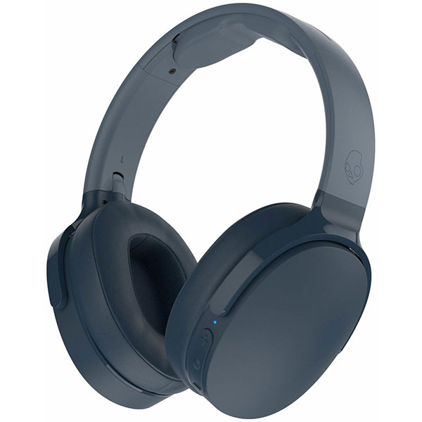 Casti SKULLCANDY Hesh 3 S6HTWK-617, Bluetooth, Over-Ear, Microfon, albastru