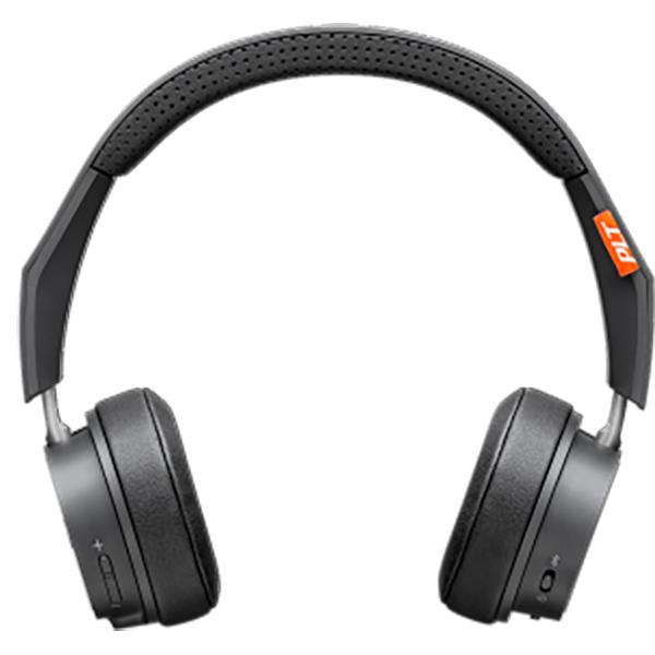 Casti PLANTRONICS BackBeat 500, Bluetooth, On-Ear, Microfon, negru