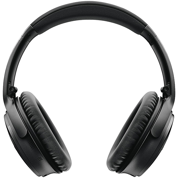 Casti BOSE Quiet Comfort 35 II, Bluetooth, On-Ear, Microfon, Noise Cancelling, negru